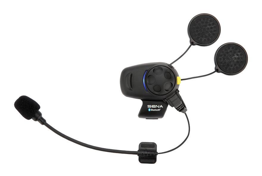 1bf2031dbe2 Sena SMH5-FM Bluetooth Headset - Cycle Gear