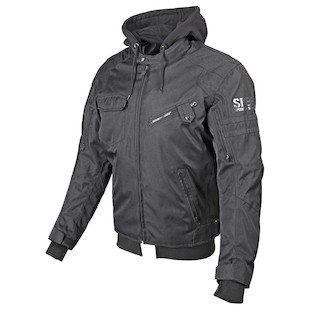 Speed and Strength Off The Chain 2.0 Textile Jacket (Color: Black / Size: XL) 942859