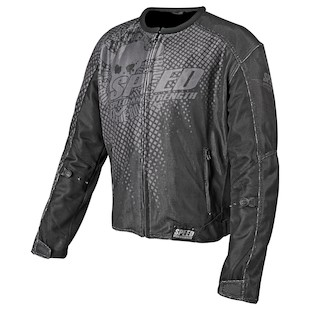 Speed and Strength Run With The Bulls Mesh Jacket (Color: Black / Size: XL) 943001