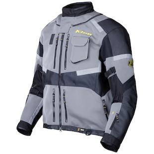 Klim Adventure Rally Air Jacket (Color: Grey / Size: LG) 911617