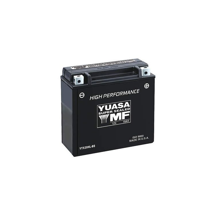 Yuasa High Performance AGM Battery
