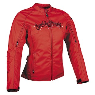 Speed and Strength To The Nines Women's Jacket (Color: Red / Size: MD) 944319