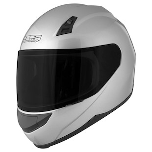 Speed and Strength SS700 Hell's Belles Helmet (Color: Matte Black/Silver / Size: XS) 1148549
