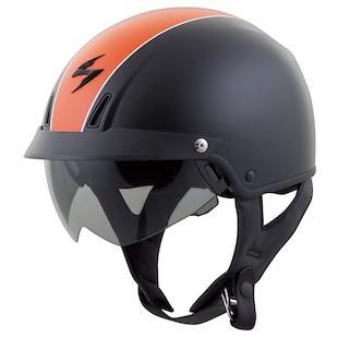 Scorpion EXO-C110 Helmet (Color: Hypersilver / Size: SM) 887844