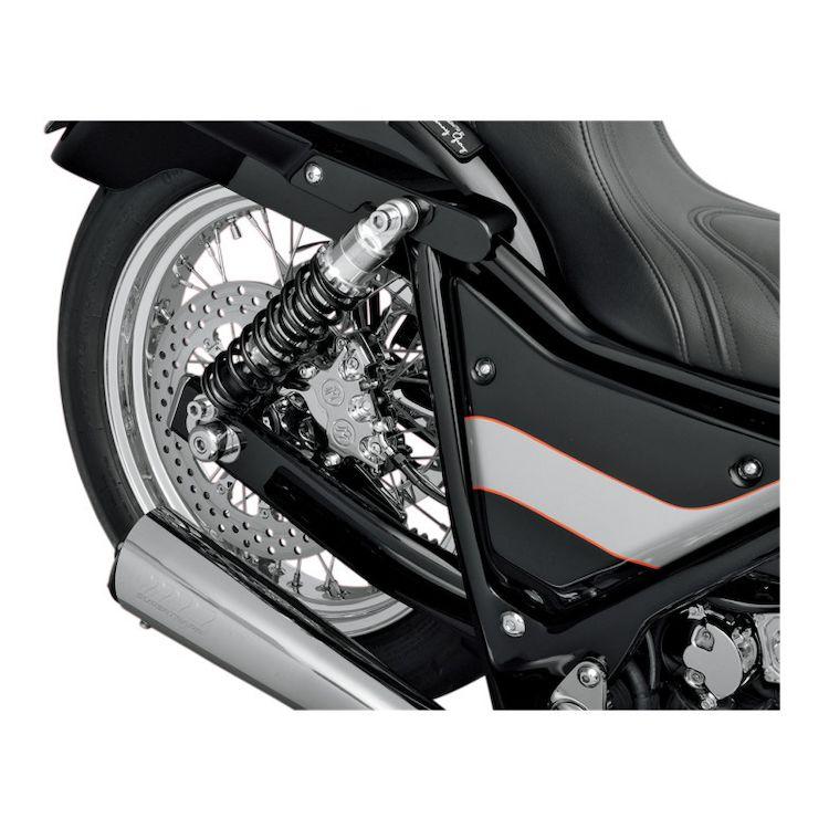 Performance Machine Classic Rear Caliper Kit For Harley FX / FXR 1984-1994