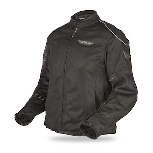 Fly Coolpro II Women's Jacket (Color: Black / Size: SM) 944832
