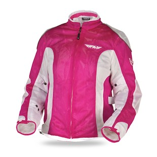 Fly Coolpro II Women's Jacket (Color: Pink / Size: 2XL) 944851