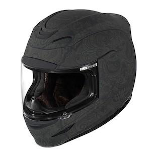 Icon Airmada Chantilly Helmet (Color: Rubatone Black / Size: MD) 946081