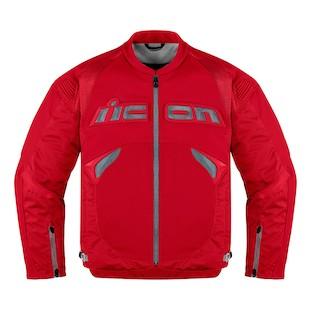 Icon Sanctuary Jacket (Color: Red / Size: SM) 946233