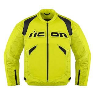 Icon Sanctuary Jacket (Color: Hi-Viz Yellow / Size: 2XL) 946247