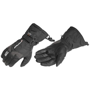 Firstgear TPG Tundra Gloves (Color: Black / Size: MD) 947692