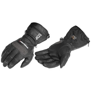 Firstgear TPG Cold Riding Gloves (Color: Black / Size: XS) 947696