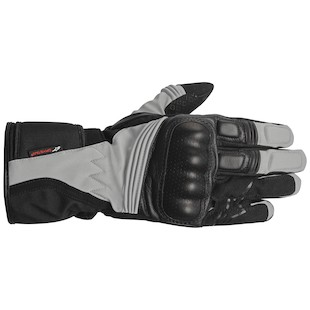 Alpinestars Valparaiso Drystar Gloves (Color: Cool Grey/Black / Size: MD) 946977