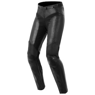 Alpinestars Vika Women's Leather Pants (Color: Black / Size: 38) 947515