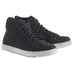 Alpinestars Joey Vented Shoes (Color: Black / Size: 11) 947258