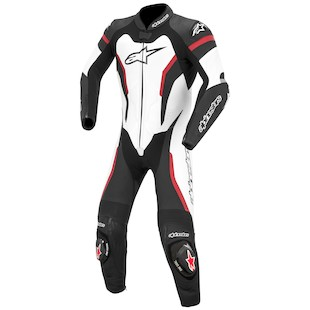 Alpinestars GP Pro Race Suit (Color: Black/White/Red / Size: 48) 915121