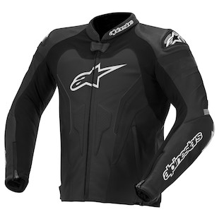 Alpinestars GP Pro Leather Jacket (Color: Black / Size: 48) 914472