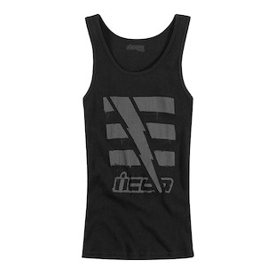 Icon Strike Women's Tank Top (Color: Black / Size: MD) 946394