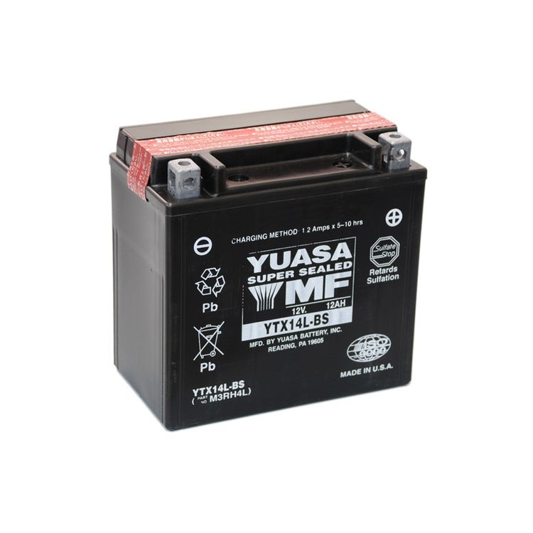 yuasa agm battery cycle gear. Black Bedroom Furniture Sets. Home Design Ideas