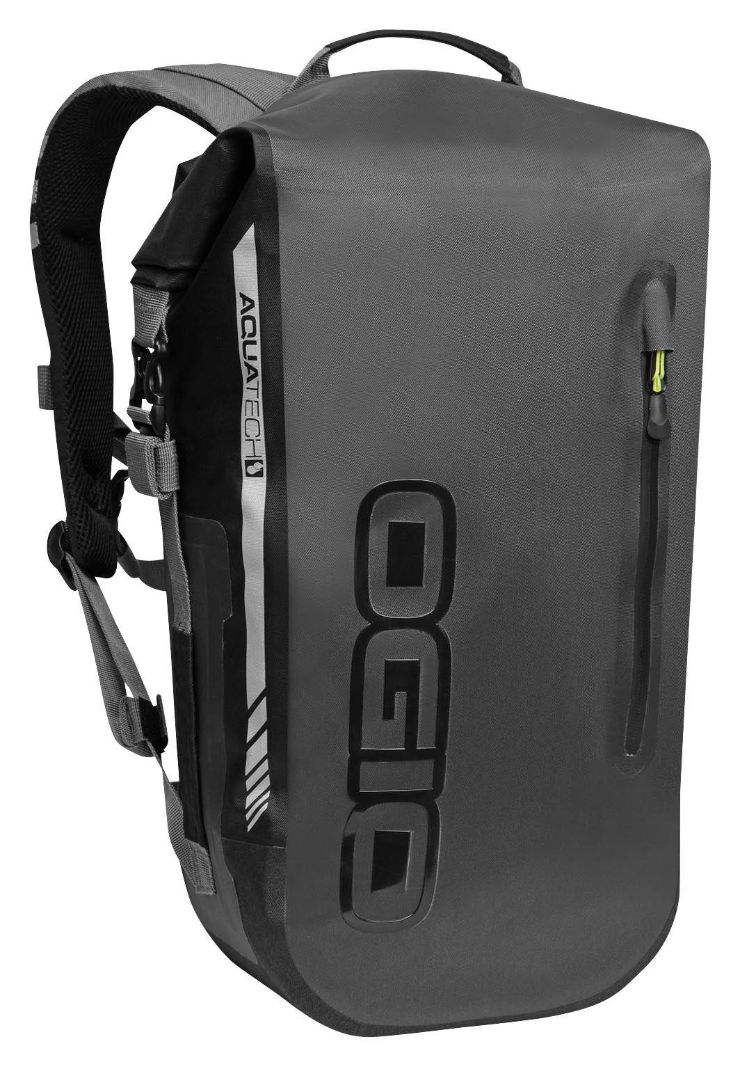 OGIO No Drag Mach 5 Backpack - Cycle Gear dcde76ff3f5bd