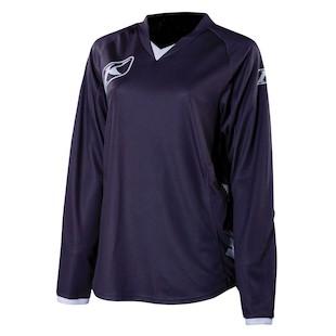 Klim Savanna Women's Jersey (Color: Black / Size: LG) 911225