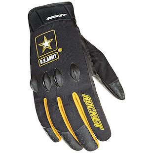 Joe Rocket Army Stryker Gloves (Color: Black / Size: XL) 949338