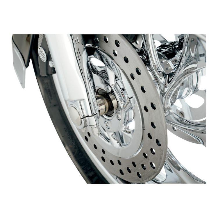 Klock Werks Flush Mount 25mm Front Axle For Harley 2007-2021