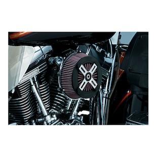 Kuryakyn Street Sleeper 2 Air Cleaner For Harley Twin Cam 1999-2017 (Type: Uncovered) 950268