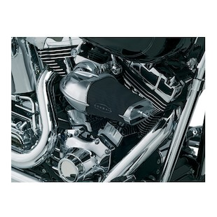 Kuryakyn Corsair Air Cleaner For Harley 2008-2017 (Finish: Chrome) 950269