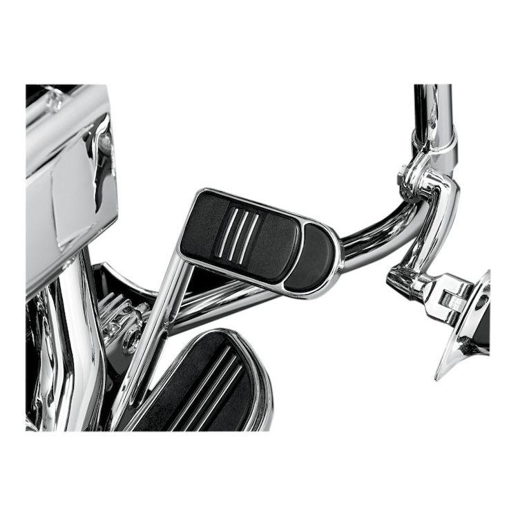 Kuryakyn Brake Pedal Pad Extension For Harley Touring 2006-2018