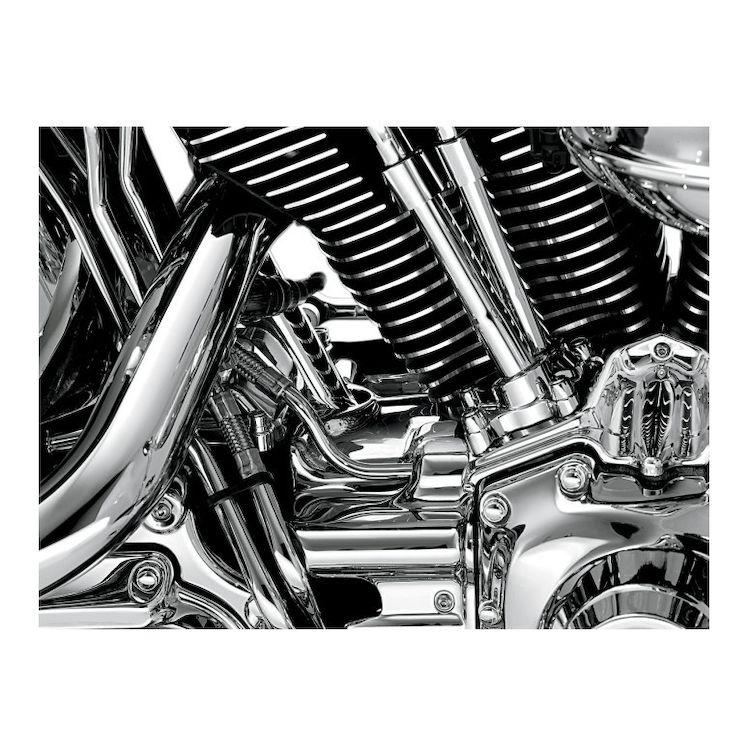 Kuryakyn Rear Cylinder Base Cover For Harley