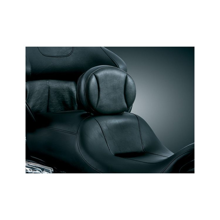 Kuryakyn Plug-In Drivers Backrest For Harley Touring 1997-2018