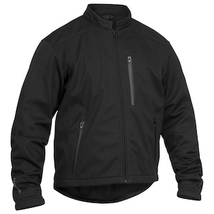 Firstgear TPG Tech Jacket (Size 2XL Tall Only) (Color: Black / Size: 2XL (Tall)) 950692