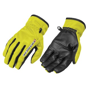 Firstgear Ultra Mesh Gloves (Color: Neon Yellow / Size: 2XL) 950754