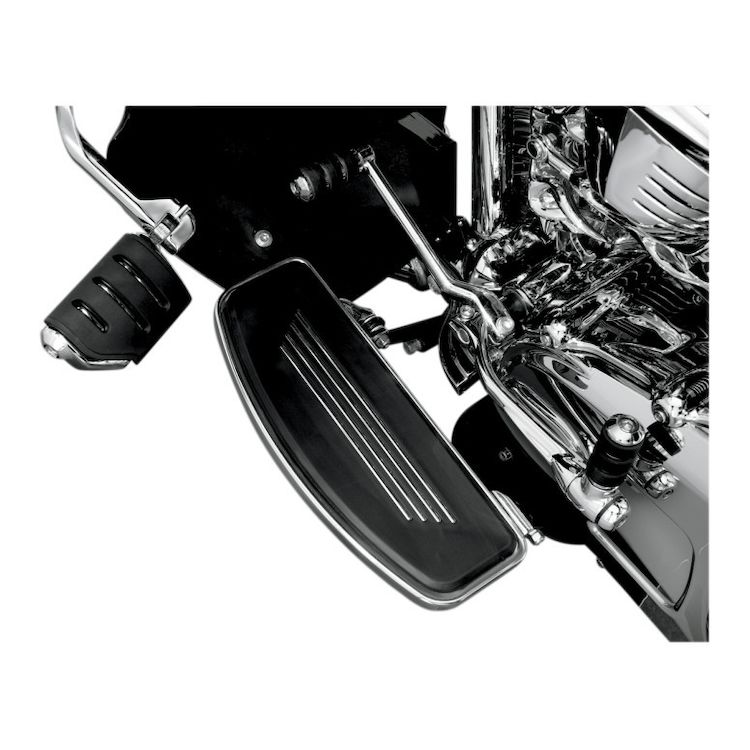 Kuryakyn Premium Driver Traditional Floorboard Inserts For Harley 1984-2020