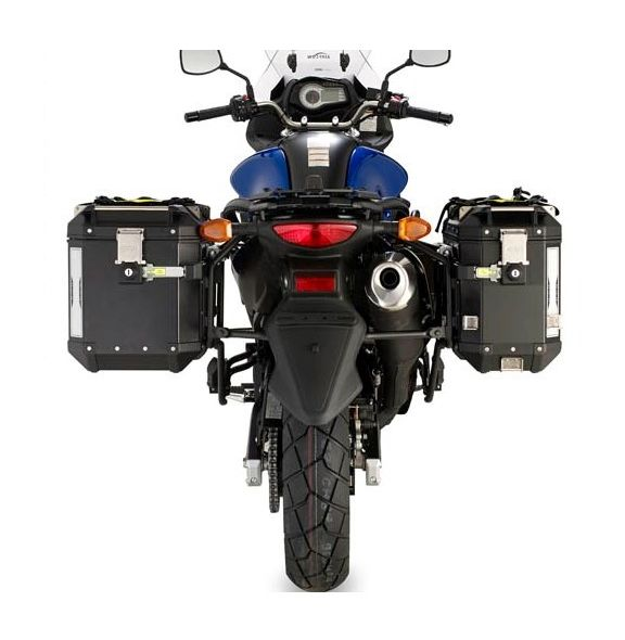 Suzuki V-Strom DL650 Side Luggage Racks 2012-2016