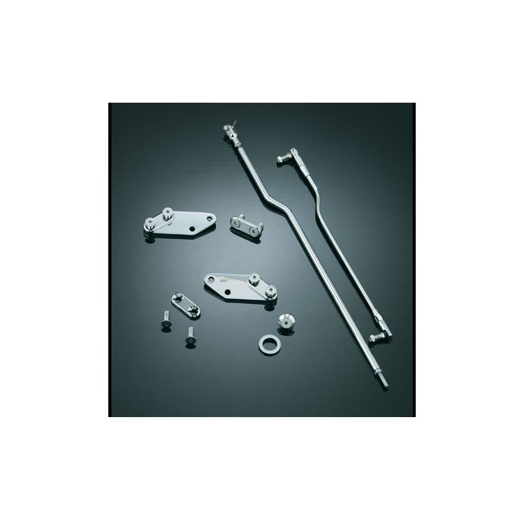 Kuryakyn Forward Control Extension Kit For Harley Dyna 2003-2008