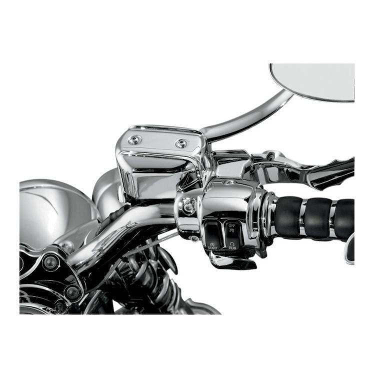 Kuryakyn Handlebar Control Cover Kit For Harley Sportster 2004-2013