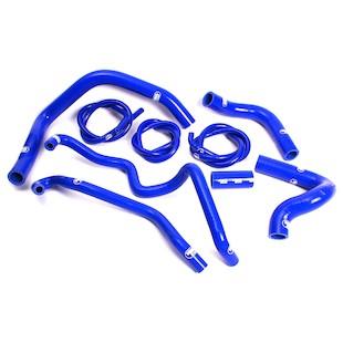 Samco Radiator Hose Kit Kawasaki ZX10R 2004-2005 (Color: Blue) 952140