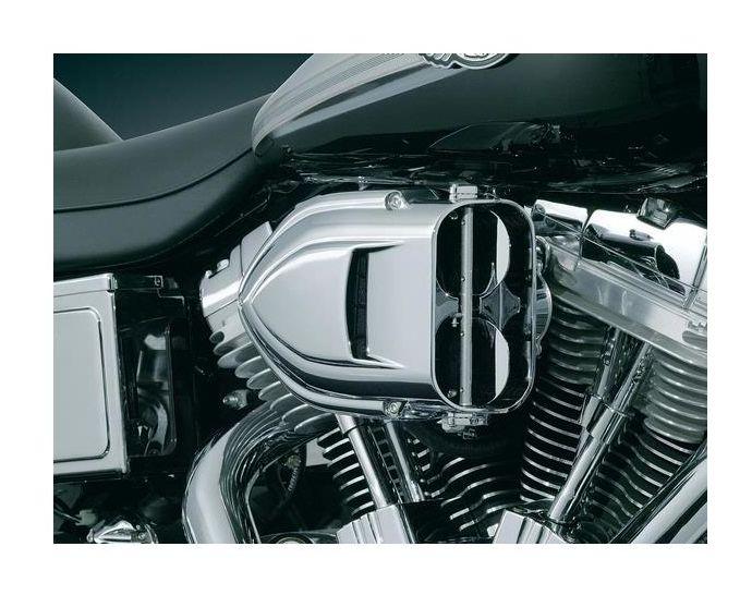 Pro Taper Handlebars >> Kuryakyn Pro-R Hypercharger Air Cleaner For Harley ...