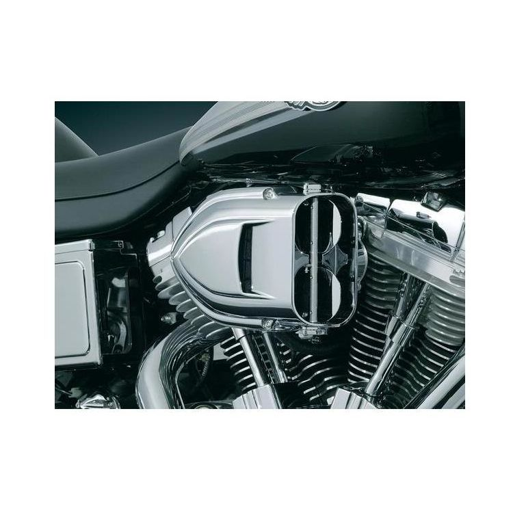 Kuryakyn Pro-R Hypercharger Air Cleaner For Harley