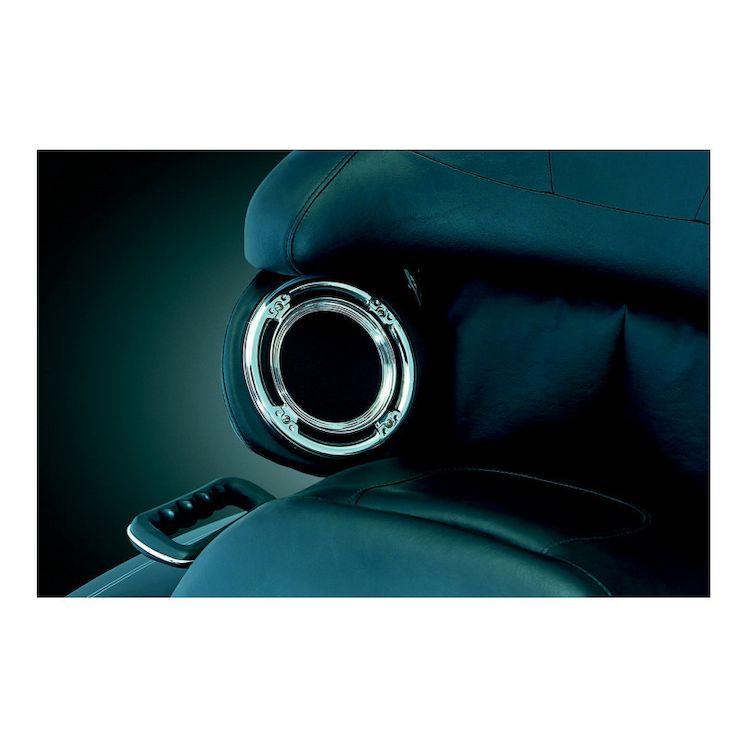 Kuryakyn Rear Speaker Accents For Harley Electra Glide 1998-2013