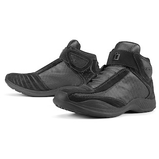 Icon Tarmac 2 CE Boots (Color: Black / Size: 10) 887237
