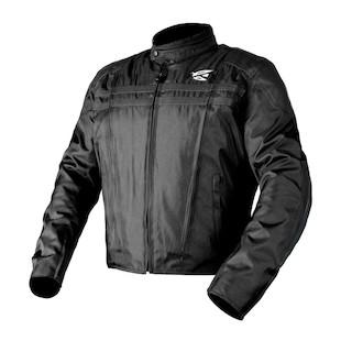 AGV Sport Mission Textile Jacket (Color: Black / Size: LG) 832960