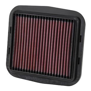 K&N Air Filter DU-1112 936490