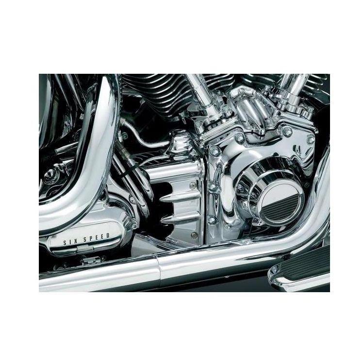 Kuryakyn Oil Line Nacelle Cover For Harley Softail