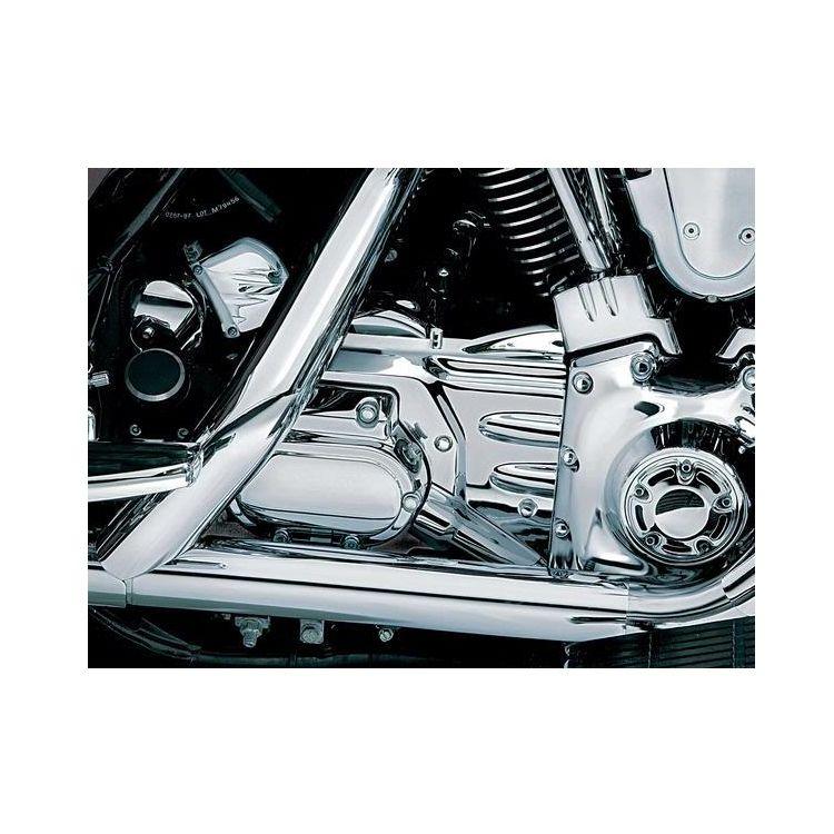 Kuryakyn Transmission Shroud Cover For Harley Touring 2002-2006