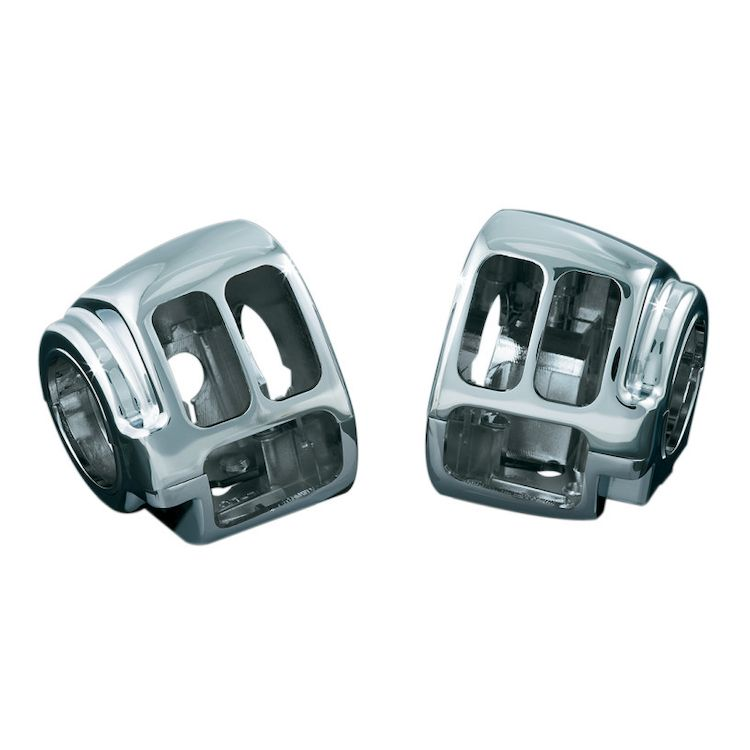 Kuryakyn Switch Housings For Harley 2011-2020