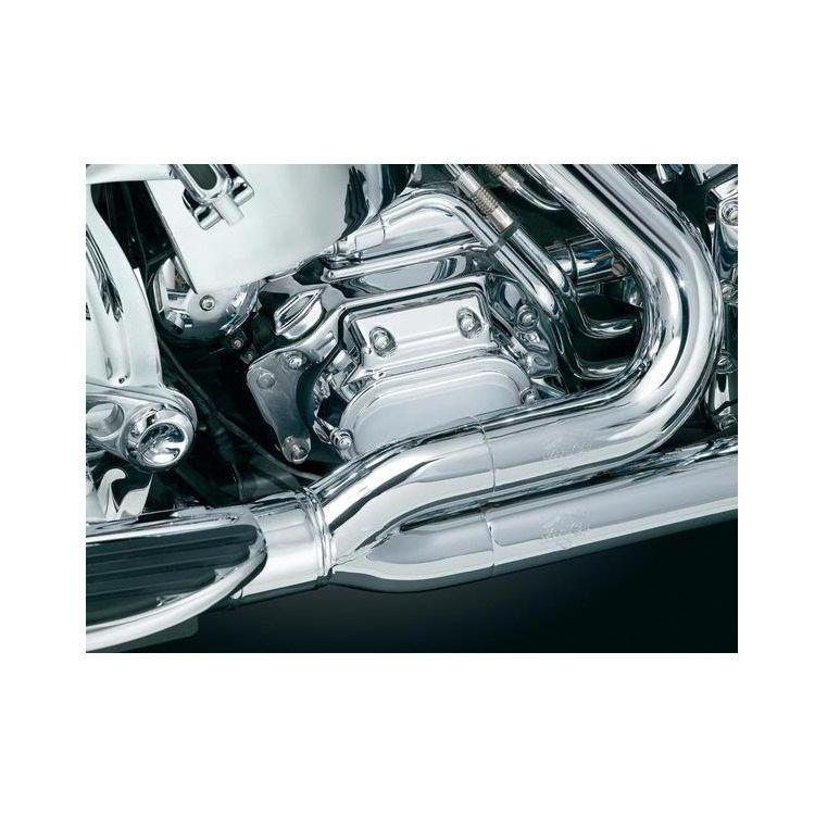 Kuryakyn Transmission Shroud For Harley Softail 2000-2006