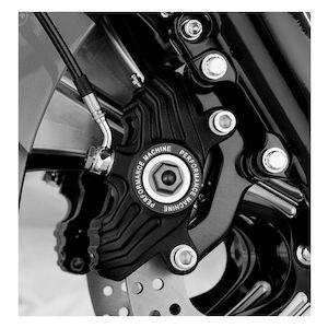 Performance Machine Vintage Caliper Rear Brake Bracket For Rigid Custom